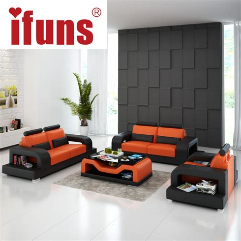 modern living room sofa sets aliexpress buy ifuns sofa set living room furniture