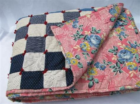 White And Blue Patchwork Quilts - shades of blue and white antique patchwork quilt vintage