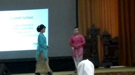 Kebaya Kartini 23 lomba fashion show kebaya dalam rangka memepringati hari