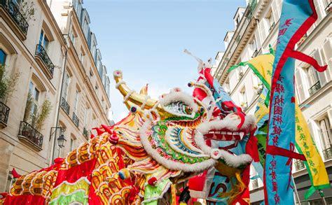 celebrating chinese  year  paris   guide
