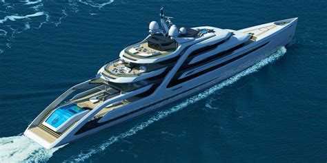 photos of the ascendance superyacht business insider
