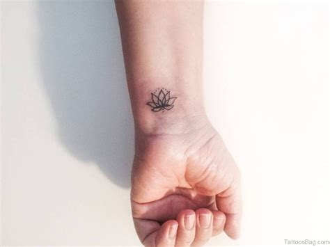 elegant tattoo designs 79 trendy lotus tattoos on wrist