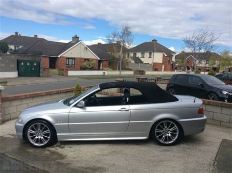 2002 bmw 325ci for sale 2002 bmw 325ci convertible for sale in dun laoghaire