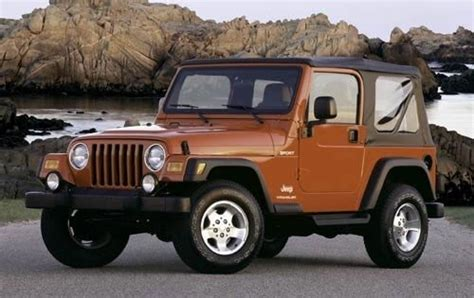 jeep convertible black used 2003 jeep wrangler for sale pricing features