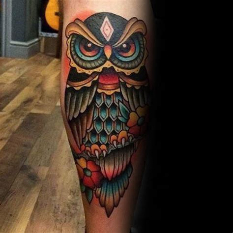 detailed tattoo designs for men 70 traditional owl designs for wise ink ideas