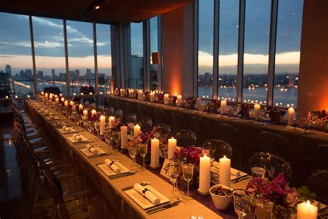 wedding receptions new york city wedding venue review the glasshouses in new york city