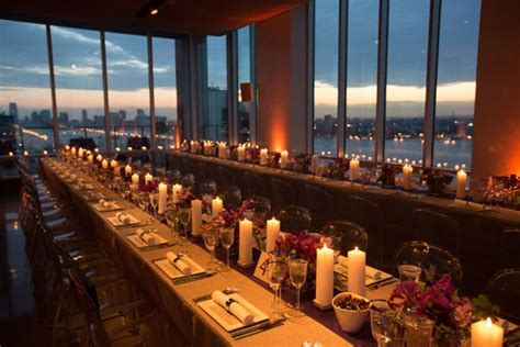Wedding Venue Review: The Glasshouses in New York City