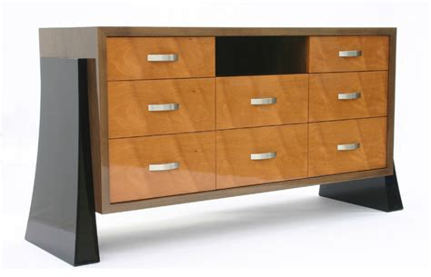 contemporary bedroom dressers and nightstands high gloss dresser and nightstand modern boston by