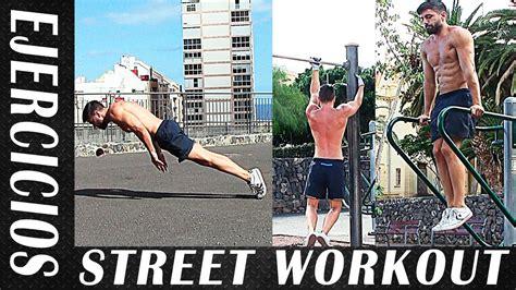 imagenes de street workout street workout los mejores ejercicios por m 250 sculo y