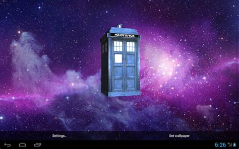 Desktop Batre Iphone By Alicell tardis 3d live wallpaper android apps on play