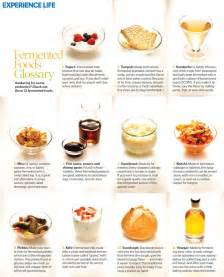 fermented foods healthy habits