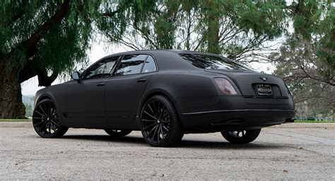 Bentley Mullsane Murdered Out Bentley Mulsanne Is It Sick Or Does It Make