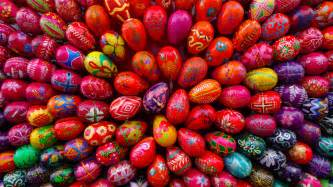 Easter Egg Decorations by 50 And More Amazing Easter Eggs Ideas With Meaning Magment