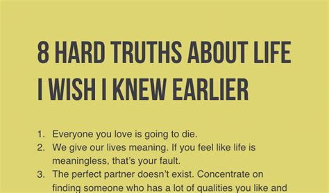 once you learn these 8 truths about you ll