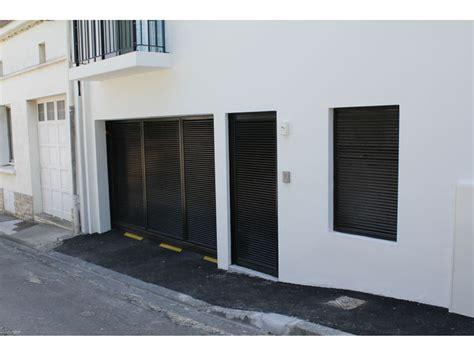 Porte De Garage Basculante 424 by Porte Basculante Safir S400 Ou Safir S424 Avec Ventelles