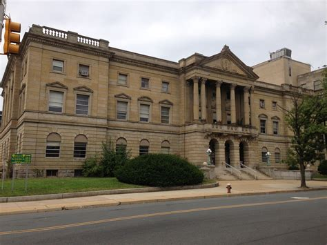 Nj Judiciary Search Free File 2014 08 30 11 07 51 View Of Mercer County Court House In Trenton New Jersey From