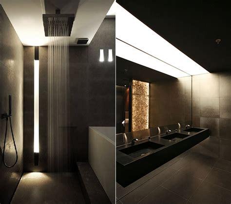 beleuchtung modern bad modern gestalten mit licht freshouse
