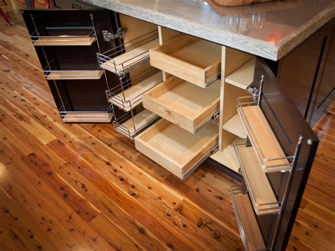 roll out shelves for kitchen cabinets custom diy pull out shelves for kitchen cabinet made from