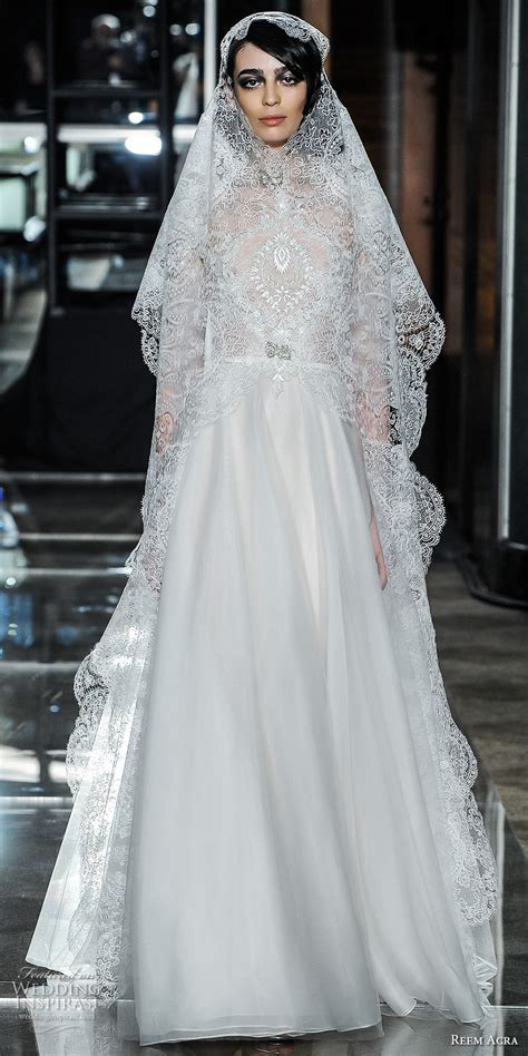 Reem Acra Spring 2018 Wedding Dresses ? New York Bridal