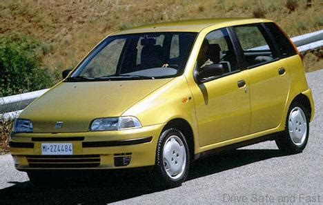fiat punto 1997 fiat punto 1997 used car review drive safe and fast