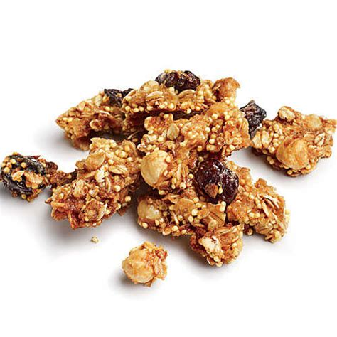 whole grains snacks nutty whole grain granola portable snacks cooking light