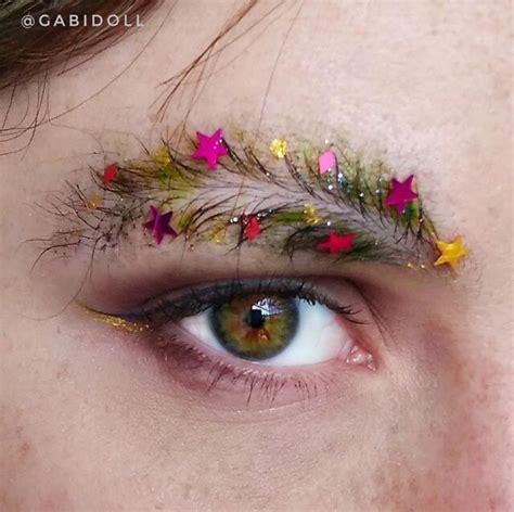 images of christmas eyebrows christmas tree eyebrows