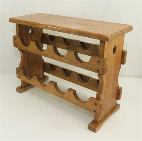 Wine Rack End Table by Wine Rack Wine Rack Shelf Side Table For 8 Wine Bottles