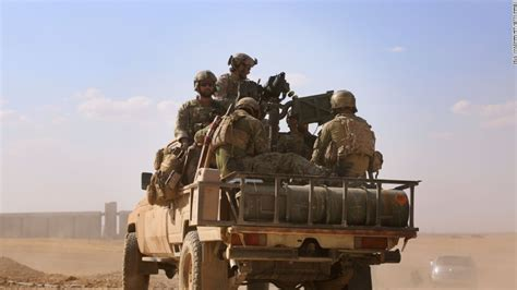 us special forces in pentagon denies u s special forces are fighting on