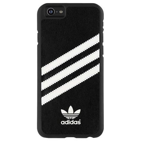 Adidas Iphone 6 Cover cover iphone 6 6s adidas moulded nero bianco