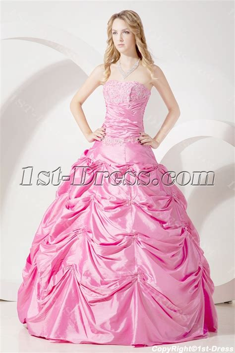 Pretty Dresses by Pretty Pink Quinceanera Dresses Cheap 1st Dress