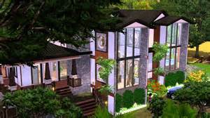 build house the sims 3 house building asian dreams 67