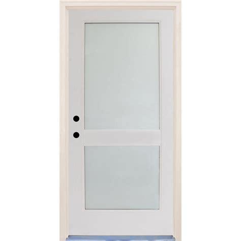 builder s choice 36 in x 80 in hemlock 10 lite interior builder s choice 36 in x 80 in elite satin etch glass