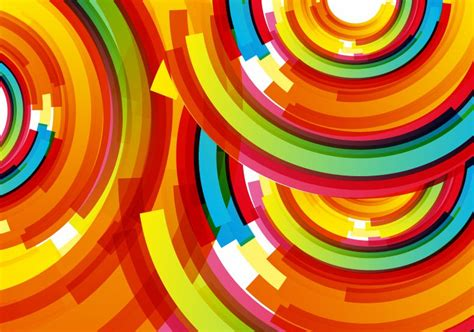 colorful designer colored design vector background free vector graphics