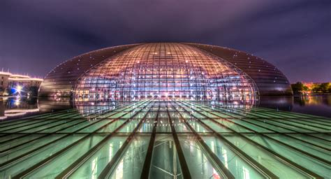 beijing house national centre for the performing arts china opera house in beijing thousand wonders