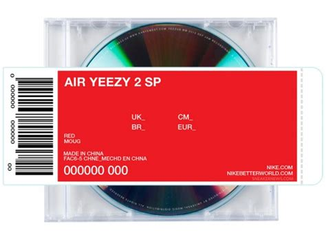 Yeezy Sweepstakes - kanye west is giving away 50 pairs of quot red quot air yeezy 2 sneakers refined guy