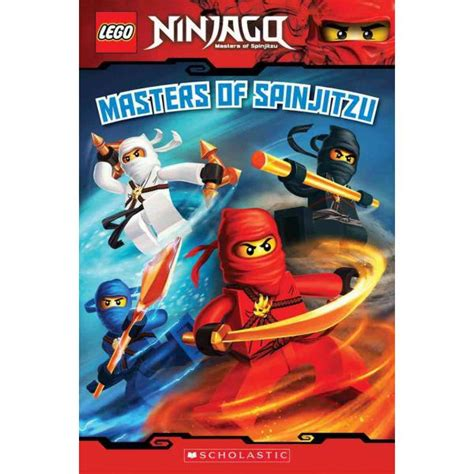 masters of books lego ninjago masters of spinjitzu book compare review on