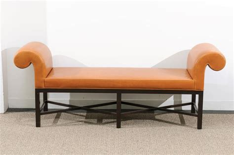 baker furniture bench vintage chppendale bench by baker furniture at 1stdibs