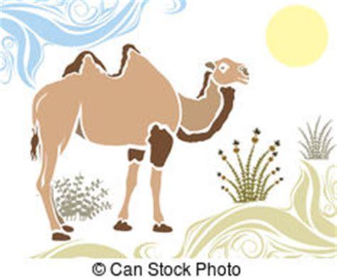 il cammello e il dromedario testo desert cammello silhouette egiziano cammello fondo