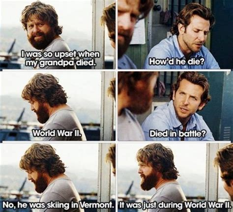 The Hangover Memes - funny meme the hangover jokes memes pictures