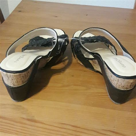 Sandal Wedges Ls03 Hitam 69 69 shoes charming wedge sandals size 7 from mari s closet on poshmark