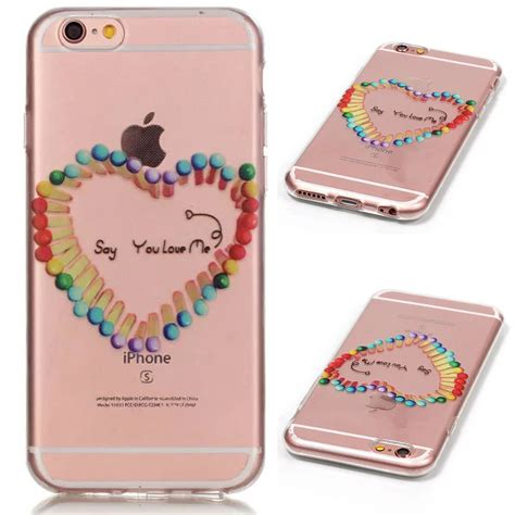Tpu Softcase Silicon Soft Back Cover Iphone 7 Iphone 8 Murah ultra slim rubber soft tpu silicone back cover for apple iphone 7 6 6s plus ebay