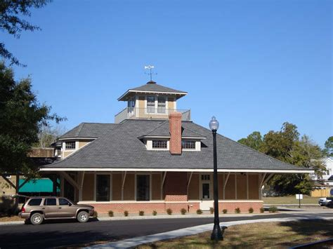 the aiken railroad depot je stewart builders