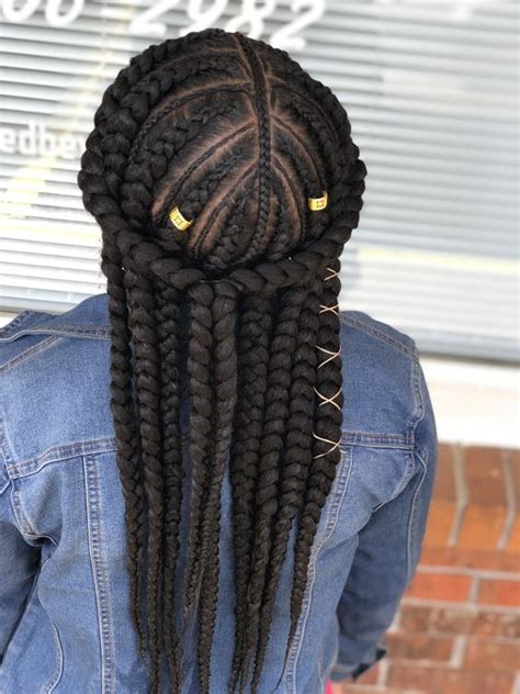 Straight Up Hairstyles 2018 With Beads