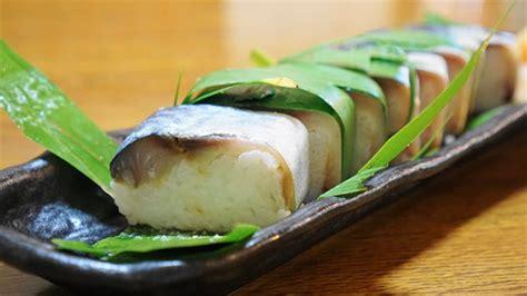 NAREZUSHI, or fermented Sushi, the origin of Sushi ... Narezushi