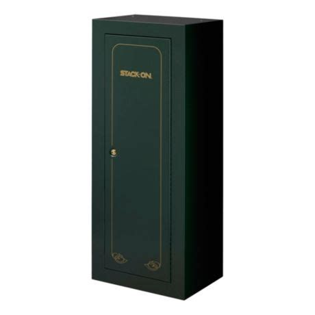 stack on 14 gun cabinet stack on 174 14 gun security cabinet cabela s canada