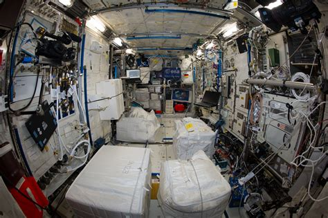 International Space Station Interior Layout by Interior Of The Columbus Laboratory Nasa