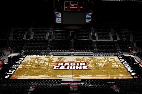 Of Louisiana At Lafayette Mba Program Ranking by New Look At Cajundome Focuses On Ragin Cajuns Basketball