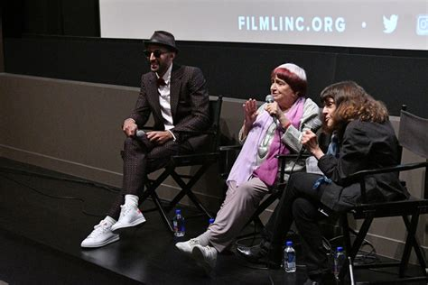 agnes varda new movie agnes varda photos 55th new york film festival hbo