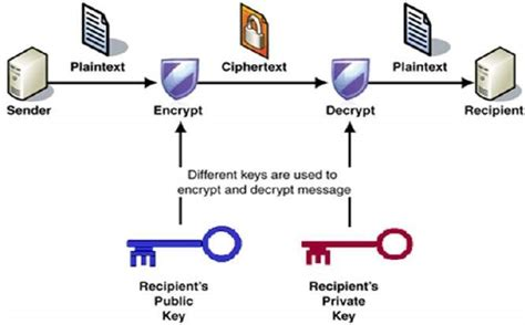 Process Of Pki In Cyber Security For Mba by Key Encryption