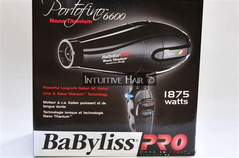 Babyliss Hair Dryer Made In Italy brand new babyliss pro nano titanium portofino 6600 hairdryer ebay